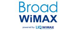WiMAX2プラスプロバイダのBroadWiMAX